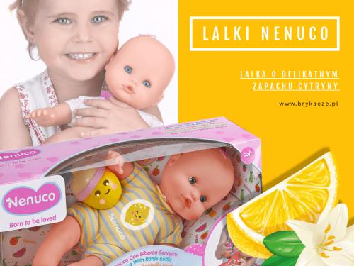 Piękne lalki Nenuco, dla dzieci od 10 miesiąca do 7 lat. https://brykacze.pl/zabawki-nenuco/50