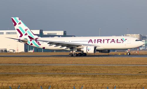 Air Italy - pomocnik dla LOTu lata za Ocean za popsute Dreamlinery.