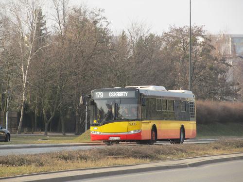 Solaris Urbino 12III, #9335, PKS Grodzisk Mazowiecki