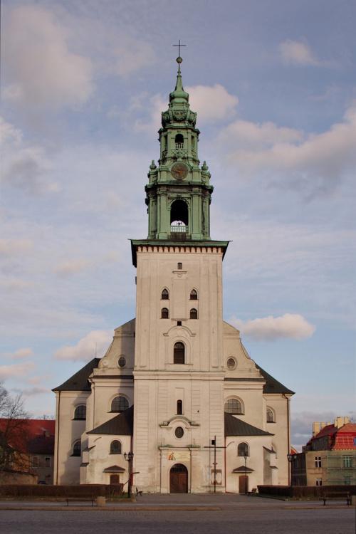 Kościół pw. Św. Jadwigi Śląskiej w Krośnie Odrzańskim