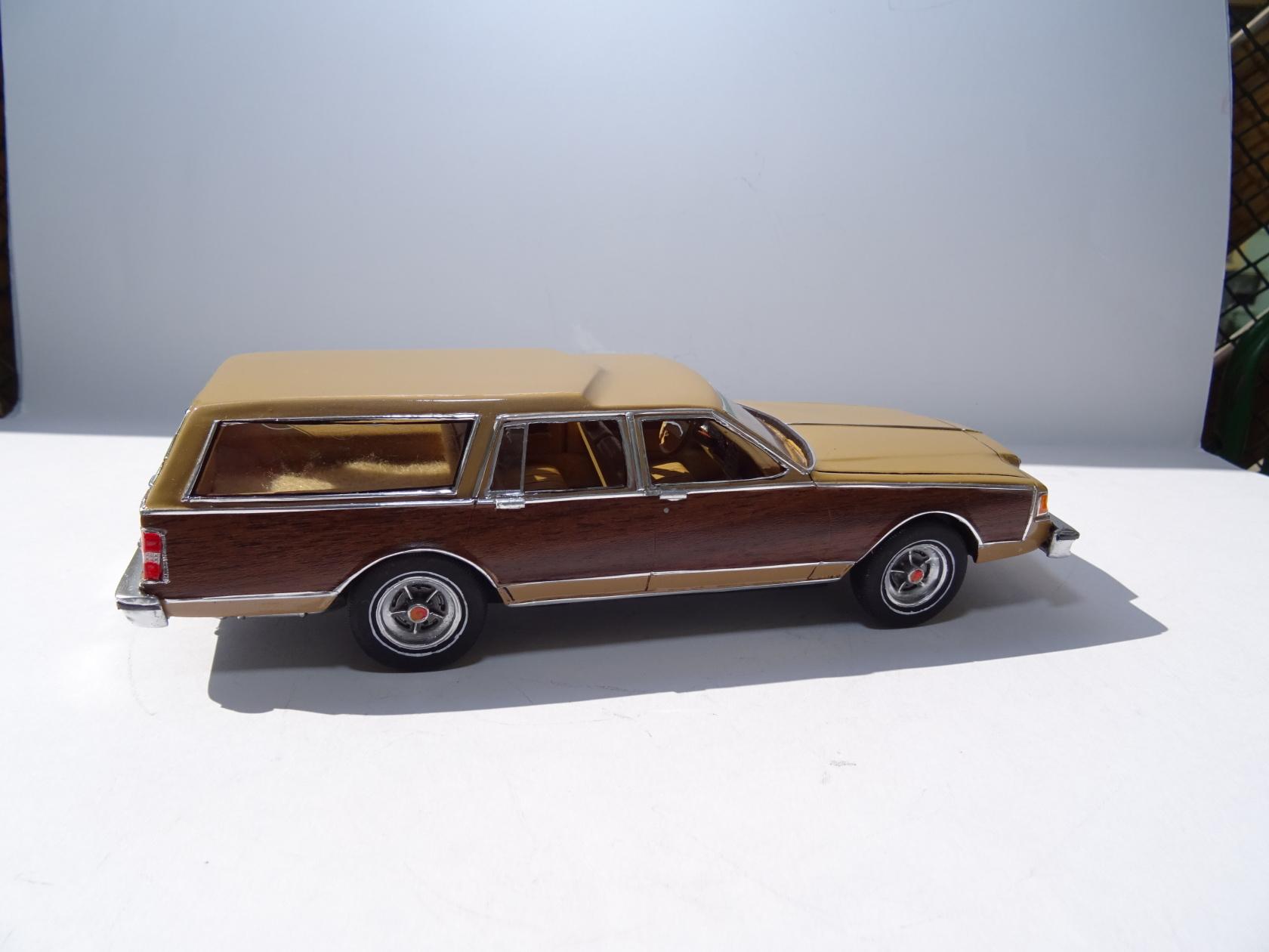 85 Buick Electra Estate wagon - Scale Auto Magazine - For ...