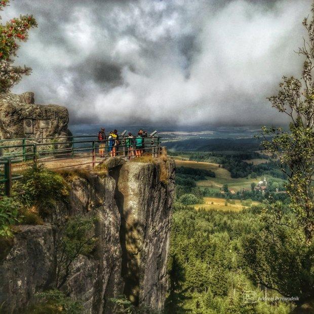 Góry Stołowe, Szczeliniec Wielki...