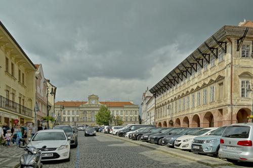 Ulicami Pragi...
