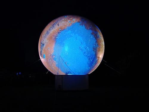 planeta Marsa