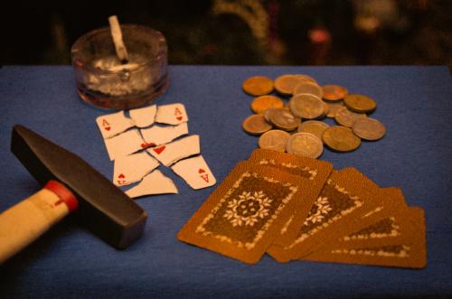 Nie hazard, do roboty a popłynie pieniądz złoty