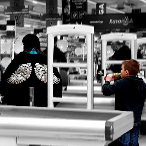 #PstrykCodzienny - Jasełka w Auchan