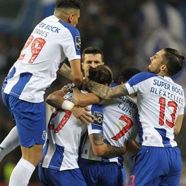 FC Porto - Benfica 3:2!