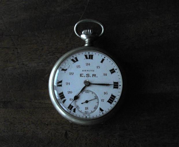 2 montres de poches Zenith se rajoutent à ma collection de Zenith 1327500afb061e2agen