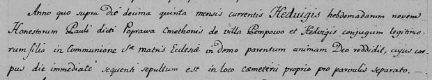 1779 Zgon