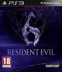 Resident Evil 6 (2012) - PS3