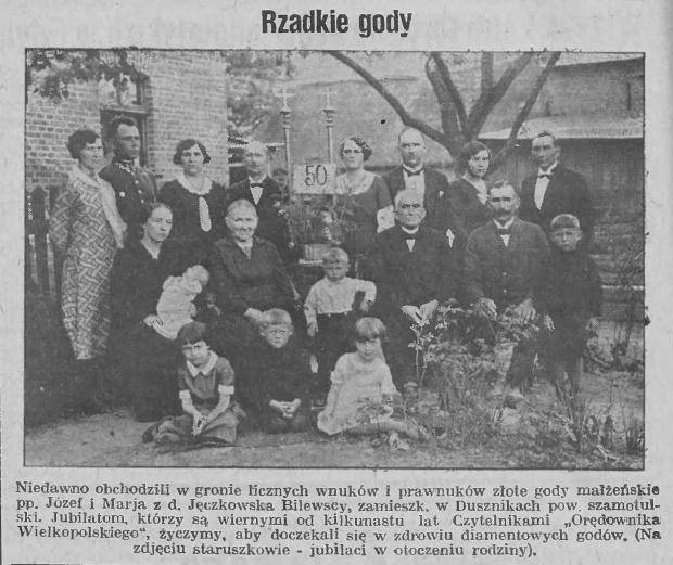 Orędownik Wielkopolski Nr 142 z 1933 r.