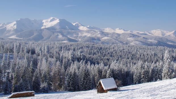 Zimowe Tatry